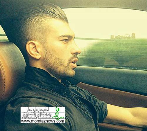 عکسهای رامین رضاییان و ماشین های میلیاردی اش