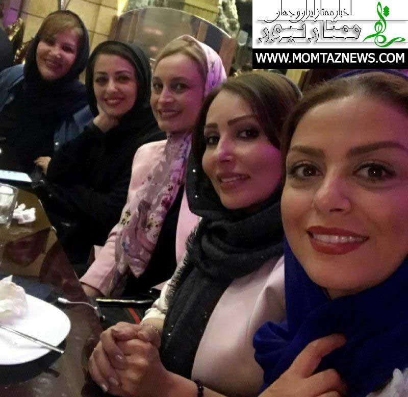 عکس های جدید و کمیاب بازیگران زن ایرانی در آبان ۹۸