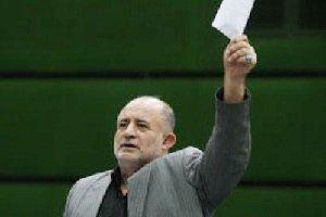 نماینده جنجالی مجلس عکس فیش حقوقی اش را منتشر کرد