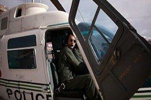 تهدید خلبان ایرانی