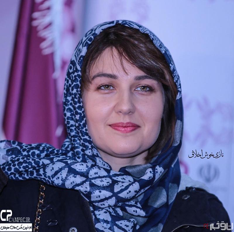 گلوریا هاردی از دیدن همزاد ایرانی اش ذوق زده شد