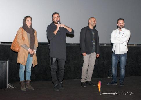 نوید محمدزاده درباره نقشش در فیلم خشم و هیاهو صحبت می کند