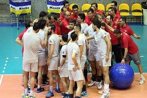 فهرست نهایی تیم ملی والیبال ایران در بازیهای لیگ جهانی ۲۰۱۷