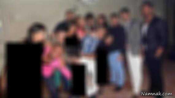 اسامی بازیگران زن و مرد بازداشتی در پارتی سعادت آباد تهران