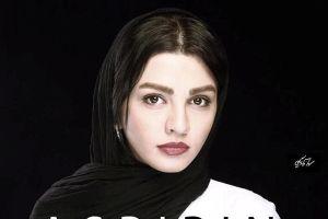 عکس یادگاری بازیگر زن ۲۷ ساله کشورمان با یک مار!