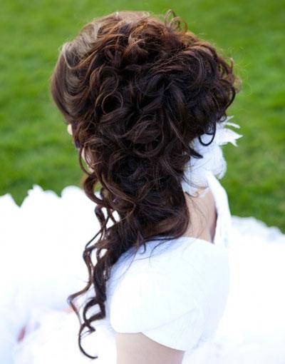 مدل موی عروس ، مدل مو و آرایش ، مدل شینیون