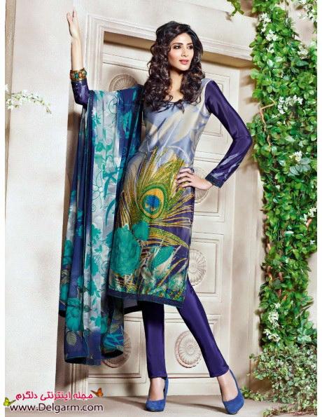 عکس ساری هندی-مدل لباس هندی