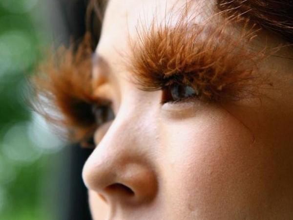 چشم های عجیب و متفاوت این دختر شما را می ترساند +تصاویر