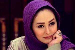 الهام حمیدی در مراسم تشییع همسر شهید بابایی + عکس