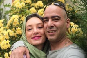 عشق بازی نیما فلاح و همسرش سحر ولدبیگی + عکس