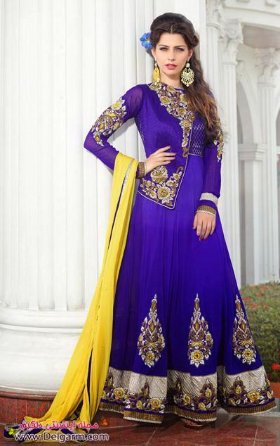 لباس هندی زنانه جدید ۲۰۱۶