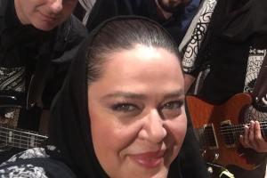 بهاره رهنما با انتشار عکسی درباره همسرش صفحه اش را بروز کرد