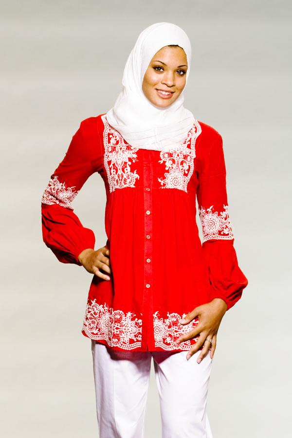 جدیدترین مدلهای لباس اسلامی زنانه 2016