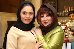 عکسهای بازیگران زن در جشن تولد ۴۱ سالگی بهنوش بختیاری