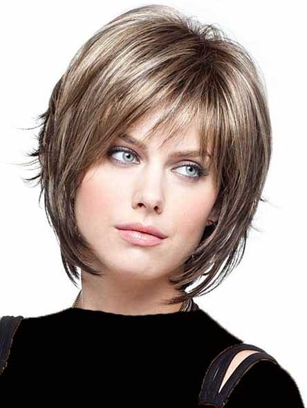 مدل مو فشن دخترانه با تم خاص