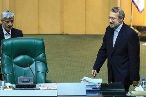 علی لاریجانی رئیس دائم مجلس باقی ماند