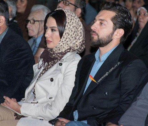 بهرام رادان در جشن عکاسان
