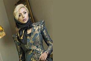 الهام عرب مدلینگ زن معروف لباس عروس: اشتباه کردم و پشیمانم