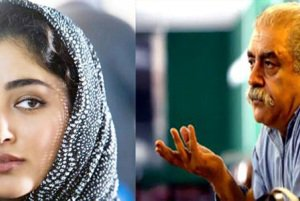 صحبت های جنجالی بهزاد فراهانی درباره دخترش گلشیفته! + فیلم