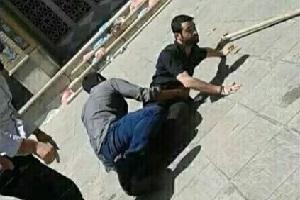 روایت شاهد عینی از درگیری در حوزه علمیه/فحاشی ناموسی و هتاکی بیشرمانه