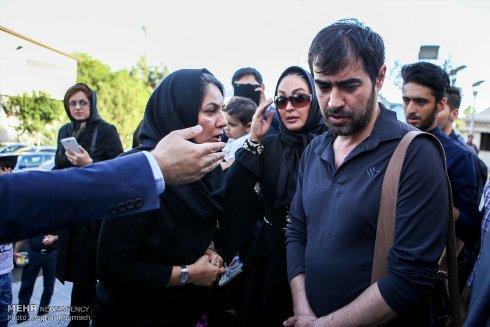 صحبت های ستاره اسکندری با شهاب حسینی