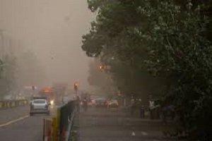 امروز عصر تهران طوفانی میشود!