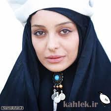 زیبایی خیره کننده ساره بیات در چادر قاجاری!