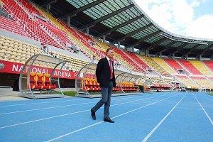کیروش: درس خوبی از مقدونیه یاد گرفتیم