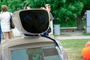واقعی: فرار یک ربات از آزمایشگاه!! عکس