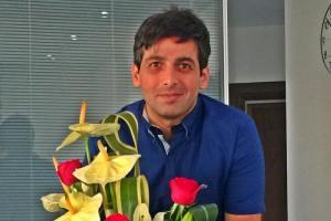 حمید گودرزی و همسرش طلاق گرفتند!! + پیغام گودرزی درباره علت جدایی