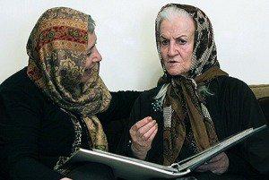 مصاحبه تلخ ملکه رنجبر: منتظر مرگ هستم ، حالم بهتر نخواهد شد