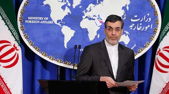 حسین جابری به عنوان معاون عربی وزارت امور خارجه منصوب شد