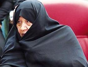 آخرین وضعیت جسمانی همسر هاشمی رفسنجانی