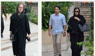تصاویر بازیگران ایرانی در مراسم هفتم کیارستمی، از پارسا پیروزفر تا مهناز افشار