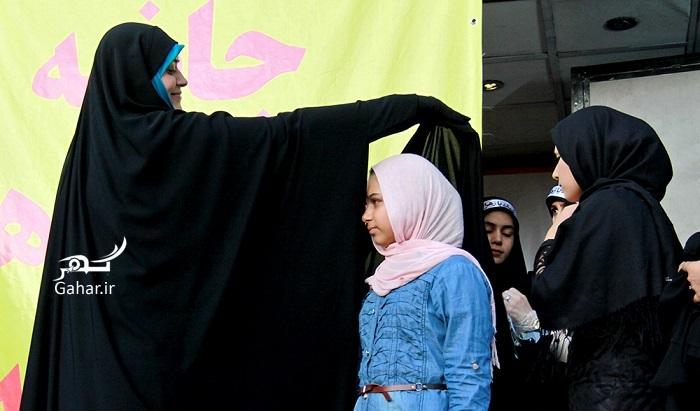 1468323887 عکس های الهام چرخنده در راهپیمایی عفاف و حجاب