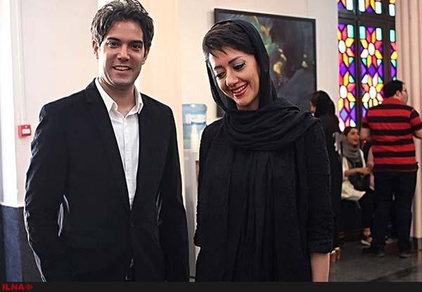 عکس های جدید امیرعلی نبویان و همسرش بهار