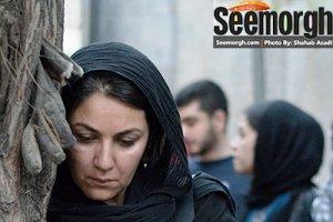 غم و اندوه بازیگران در مراسم یادبود خانه سینما برای عباس کیارستمی