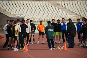 ناکامی 35 داور در تست آمادگی جسمانی لیگ برتر