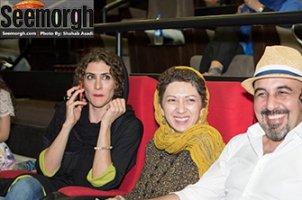 عکس های جدید رضا عطاران و همسرش فریده فرامرزی