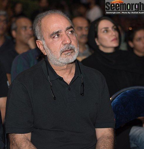 چهره غمگین پرویز پرستویی