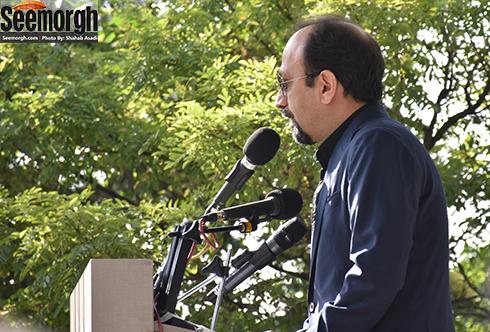 سخنرانی اصغر فرهادی به یاد عباس کیارستمی
