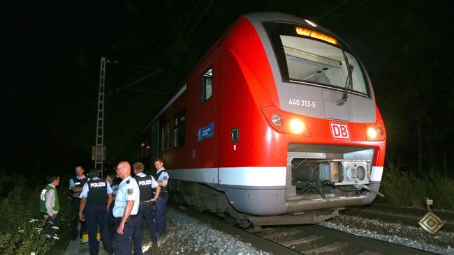 عکس نوجوان تروریست داعشی در ماجرای حمله به قطار آلمانی