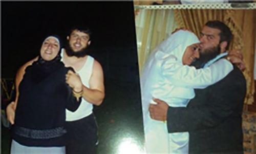 شوهر داعشی سر زنش را چون حاضر به عملیات انتحاری نشد برید + عکس