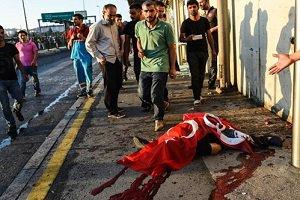 افراد سودجو از از کودتای ترکیه هم کسب درآمد میکنند + عکس