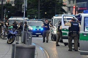 یک جوان ایرانی−آلمانی عامل تیراندازی خونین در مونیخ آلمان