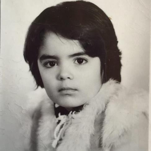 سارا خوئینی ها در کودکی
