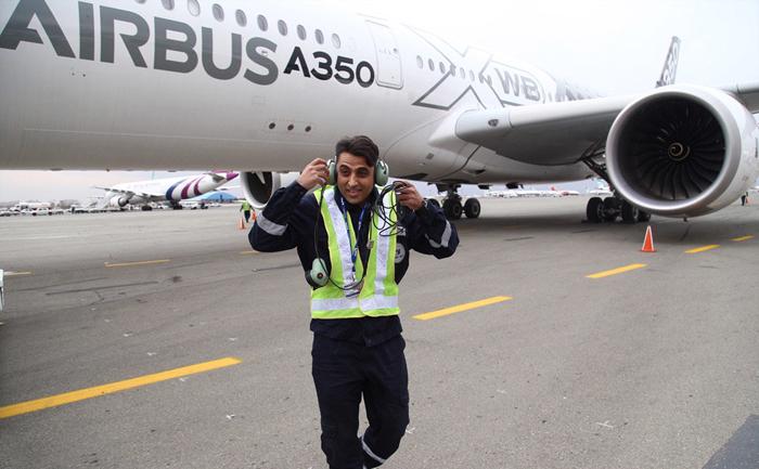 فرود اضطراری هواپیمای آلمانی در فرودگاه مهرآباد