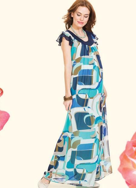 زیباترین مدلهای لباس بارداری مجلسی ۹۹