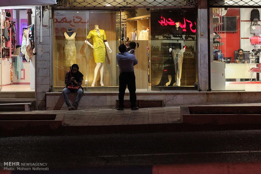 بیحجابی و تهاجم فرهنگی در پشت ویترین مغازهها /تصاویر