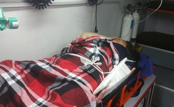 تصادف مرگبار اتوبوس در جاده چالوس /تصاویر
